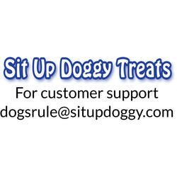 Sit Up Doggy Treat