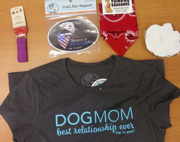 """Barktastic Mother's Day Gift Package"" for Mom and Dog"