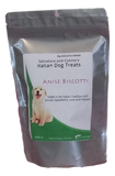 Anise Biscotti Italian Dog Treats - The good dog breath treat