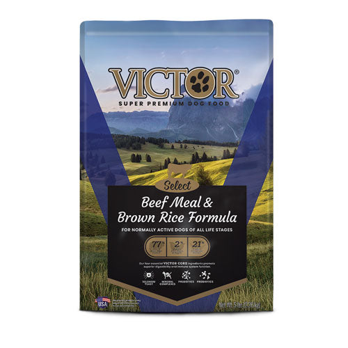 Victor Beef Meal & Brown Rice