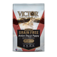 Victor Grain Free Active Dog Formula  Super Premium Dog Food