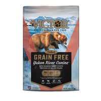 Victor Grain Free Yukon River Canine With Salmon and Sweet Potato for All Life Stages