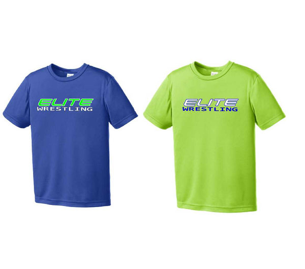 Greenville Elite Wrestling Sport-Tek® Youth PosiCharge® Competitor™ Tee