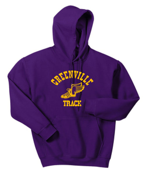 GMS Track Youth 50/50 Hoodie