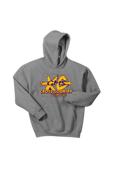 GMS Cross Country Youth Hoodie