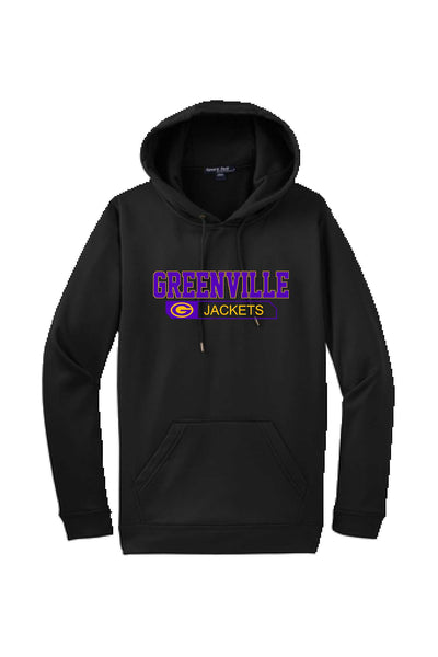 Greenville Adult Performance Hood