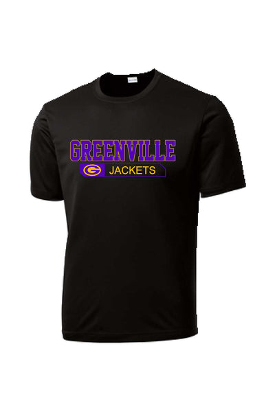 Greenville Jackets Performance S/S