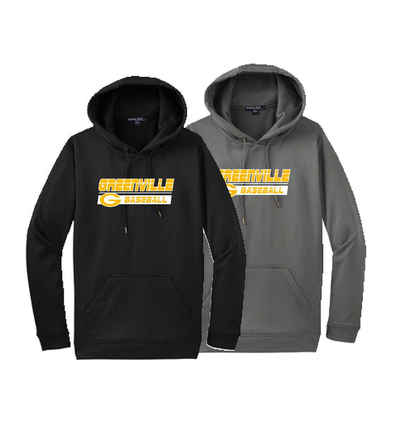 GHS Baseball Adult Performance Hoodie