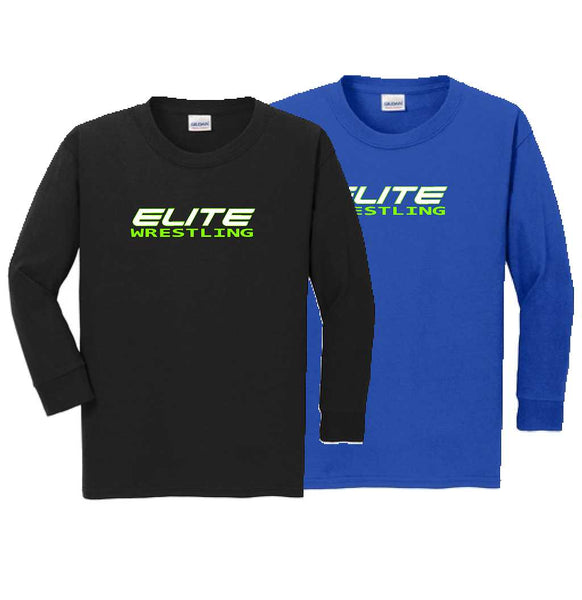 Greenville Elite Youth Cotton L/S