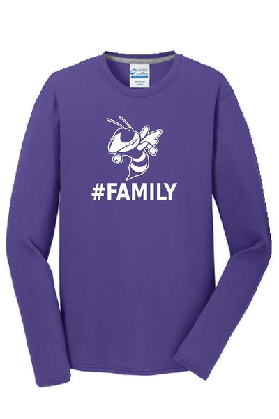 #Family Long Sleeve Tee