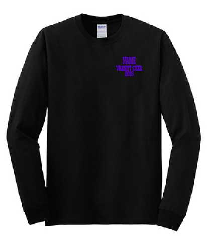 Greenville Cheer Adult Cotton Long Sleeve