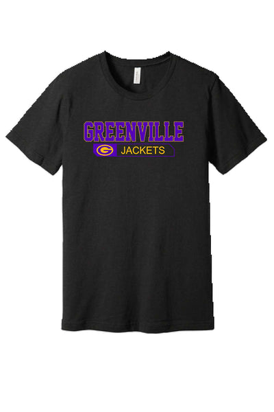 Greenville Jackets Cotton S/S