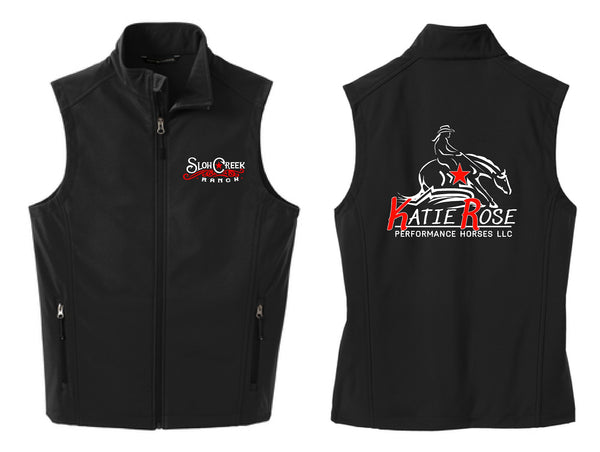 Katie Rose Performance Horses Mens Softshell Vest
