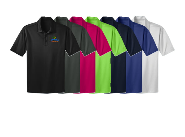 WMC 4 oz Performance Polo (Embroidered Logo)