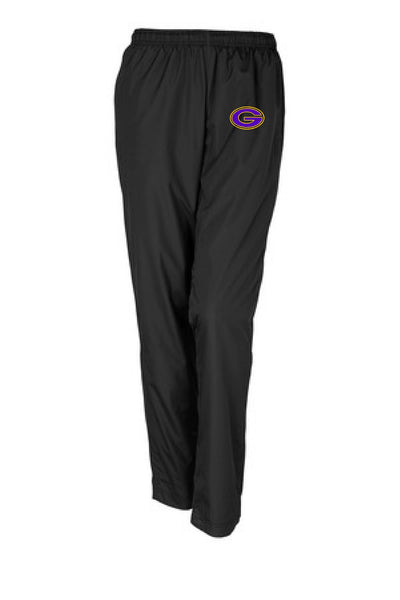 "Greenville Jackets ""G"" Sport-Tek® Ladies Tricot Track Pant"