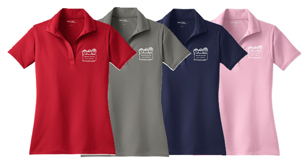 MAISD Early Childhood Ladies Poly S/S Polo