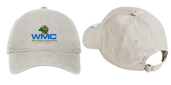WMC Adjustable Unstructured Hat (Embroidered Logo)