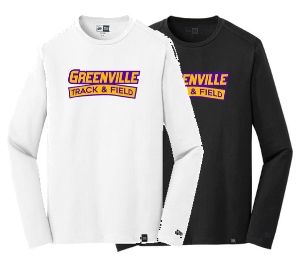 GHS Boys Track & Field Cotton L/S Tee