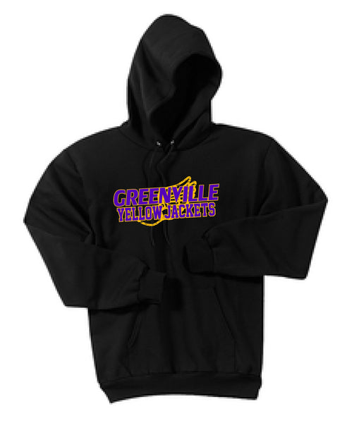 GHS Girls Track Cotton Blend Hoodie