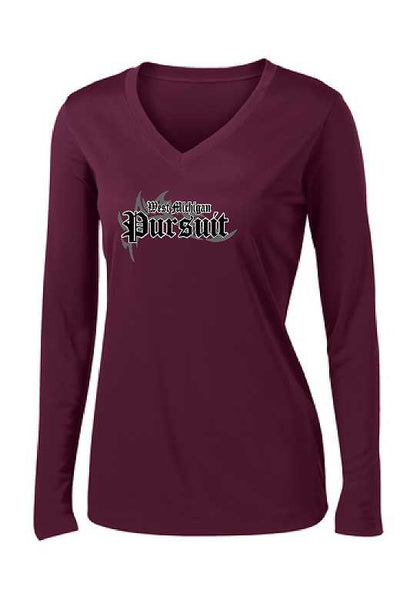 Pursuit Wrestling Ladies Performance L/S
