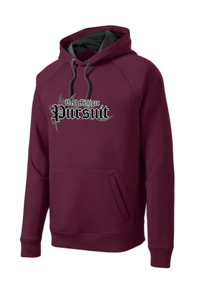 Pursuit Wrestling Sport-Tek® Tech Fleece Hooded Sweatshirt