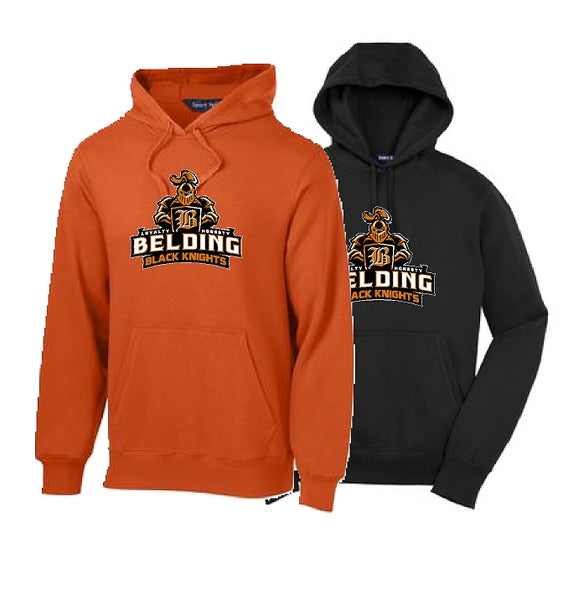 Belding Black Knights Sport-Tek® Pullover Hooded Sweatshirt