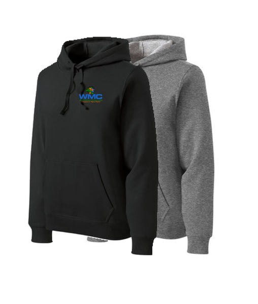 WMC Cotton/Poly Hoodie (Embroidered Logo)