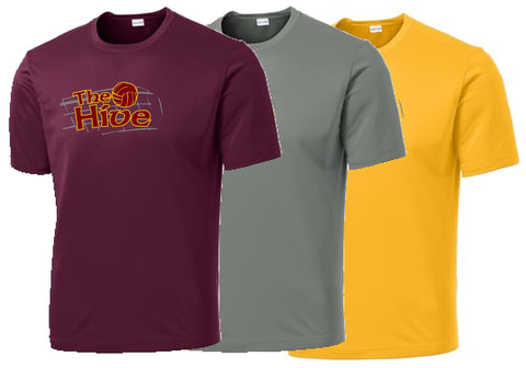 Hive Volleyball Sport-Tek® PosiCharge® Competitor™ Tee