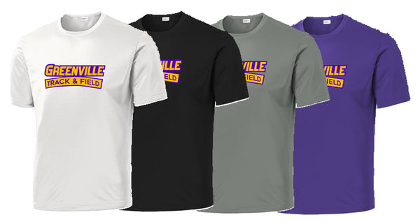 GHS Boys Track & Field Performance S/S Tee