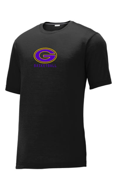 "Greenville Basketball Performance ""G"" S/S Tee"