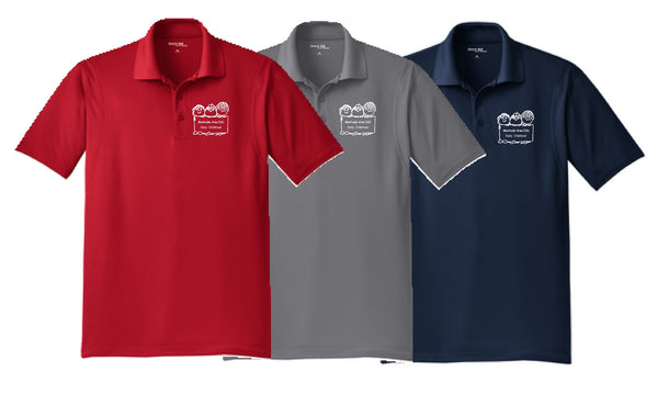 MAISD Early Childhood Adult Poly S/S Polo