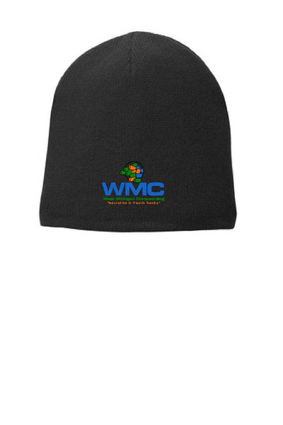 WMC Knit Stocking Hat (Embroidered Logo)