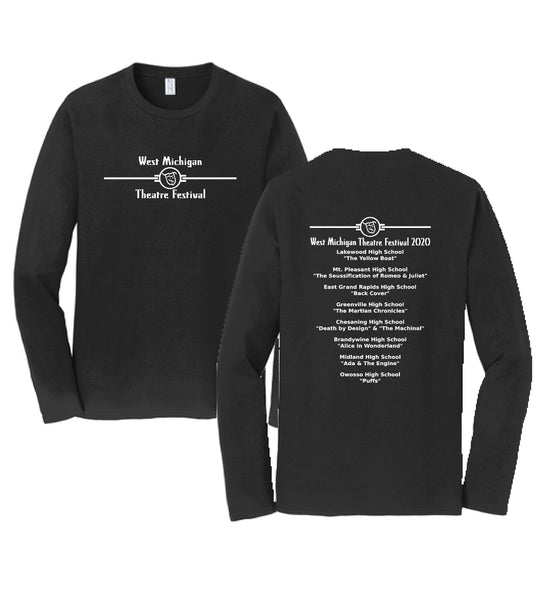 West Michigan Theatre Festival L/S Tee