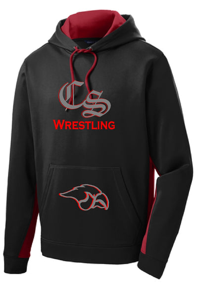 Cedar Springs Wrestling Sport-Tek Youth Team Hoodie