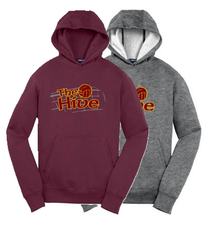 Hive Volleyball Sport-Tek® Youth Pullover Hooded Sweatshirt