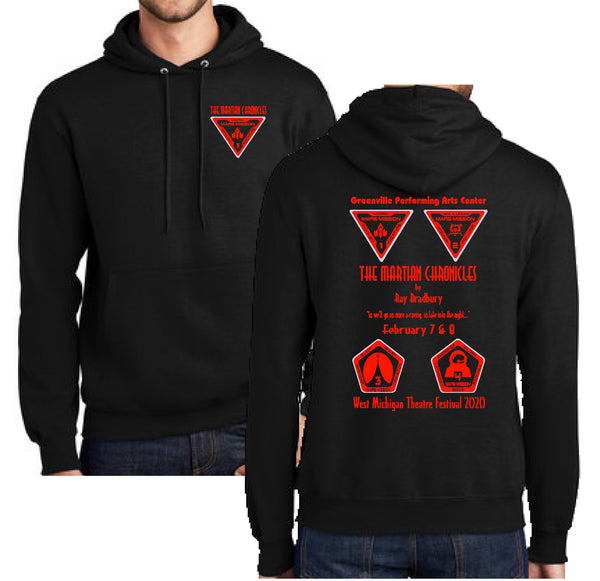 The Martian Chronicles Hoodie
