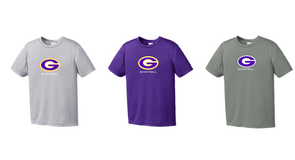 Greenville Girls Basketball Sport-Tek® Youth PosiCharge® Competitor™ Tee