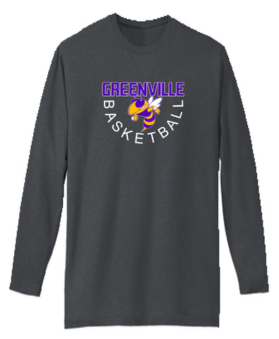GHS Basketball Adult Cotton L/S