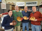 Beginners' Bowl Turning Class - February 22, 2020