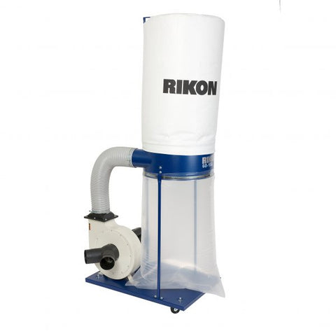 RIKON Model 60-150:  1.5 HP Dust Collector