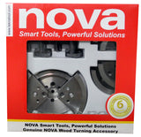 NOVA Large Jaw Accessory Bundle