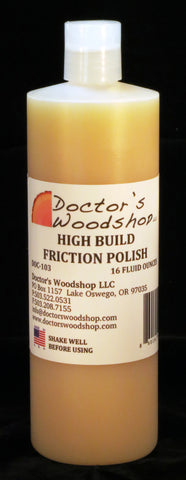 DOC-103 High Build Friction Polish