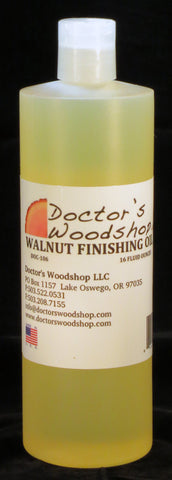 DOC-106 Walnut Finishing Oil