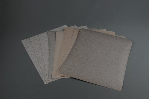 Sandpaper - Bulk Sheets You Select - 20 Sheets For $15.00