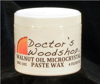 DOC-105 Walnut Oil Microcrystal Paste Wax