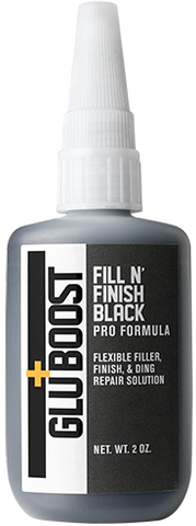 Fill n' Finish Black