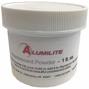 Alumilite Pearlescent Powder - 1 oz.