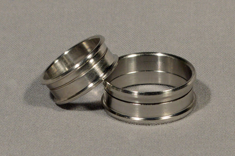 Ring Cores - 2pc. Stainless Steel