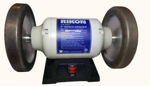 RIKON 1/2 hp Grinder + 2  *  4 - in - 1 CBN Wheels