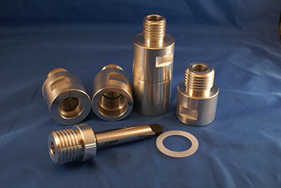 Lathe Spindle Extenders